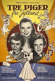 Tre piger fra Jylland (1957)