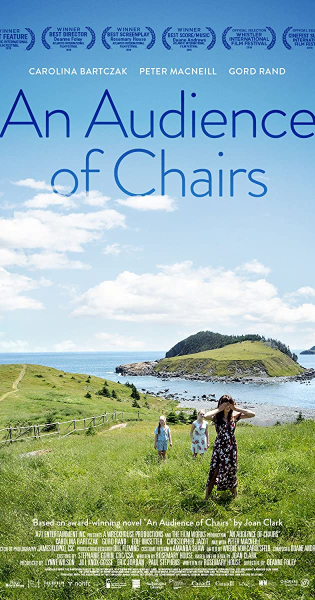 Subtitle of An Audience of Chairs
