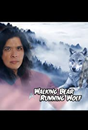 Walking Bear, Running Wolf Poster