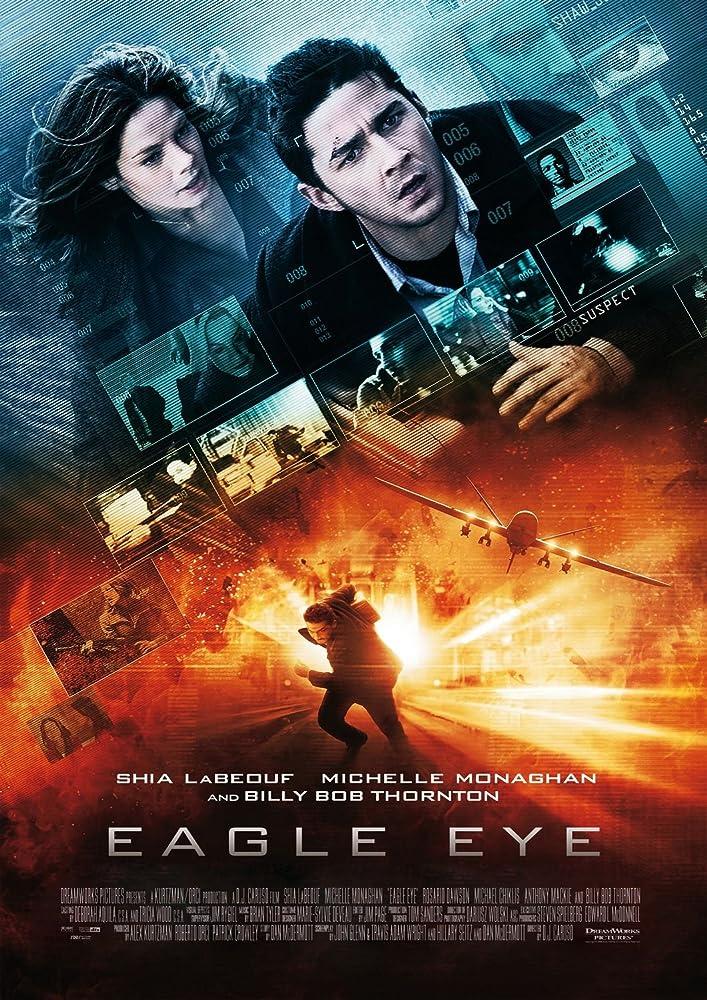 Eagle Eye (2008) Hindi Dubbed Movie