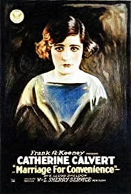 Catherine Calvert in Marriage for Convenience (1919)