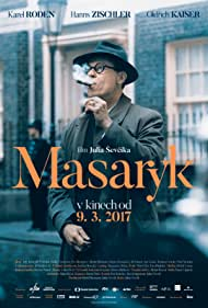 Masaryk (2017) Poster - Movie Forum, Cast, Reviews