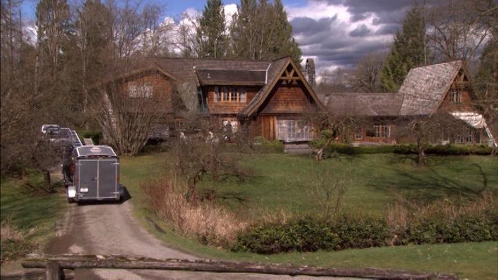 The Christmas Lodge.Christmas Lodge 2011