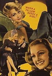 Blonde Inspiration(1941) Poster - Movie Forum, Cast, Reviews