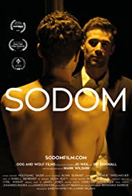 Jo Weil and Pip Brignall in Sodom (2017)
