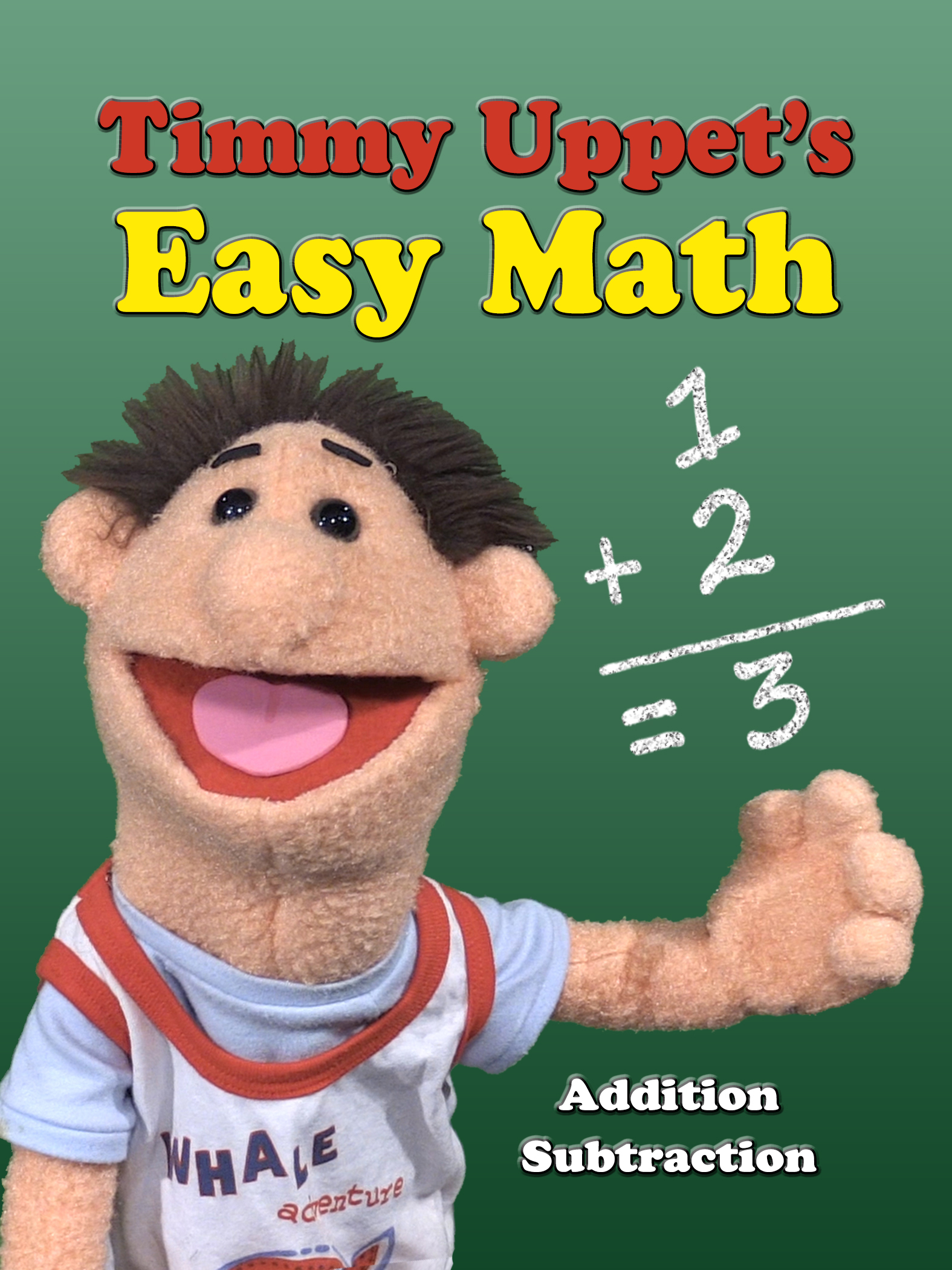 Timmy Uppet's Easy Math on FREECABLE TV