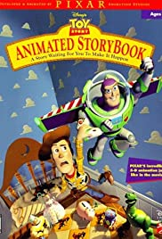 Disney's Animated Storybook: Toy Story Poster