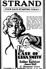 The Case of Lena Smith Poster