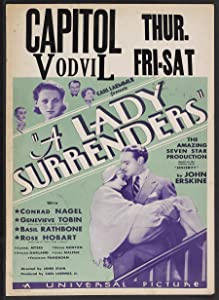 3gp movies hollywood free download A Lady Surrenders by [Mp4]