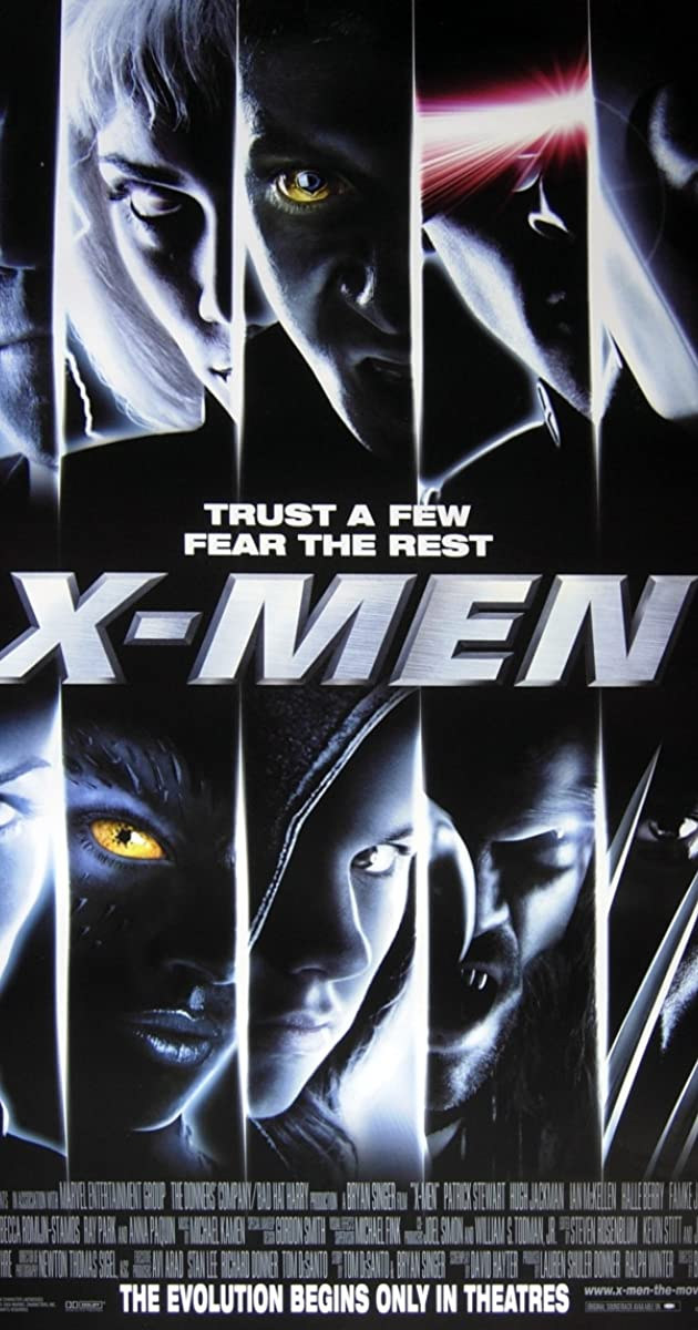 Dị nhân 1 - X-Men 1 (2000)