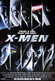 X-Men (2000) Poster - Movie Forum, Cast, Reviews
