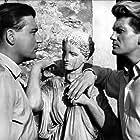 Jean Marais and François Périer in Orphée (1950)