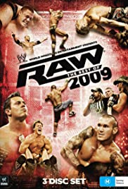 WWE: The Best of RAW 2009 Poster