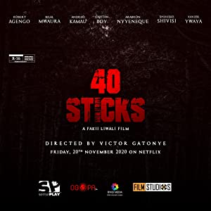 Where to stream 40 Sticks