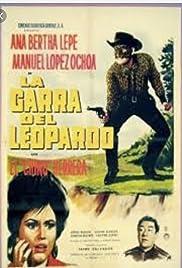 La garra del leopardo Poster