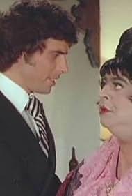 Jorge Martínez and Jorge Porcel in El gordo de América (1976)