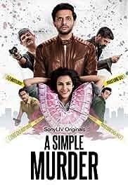 A Simple Murder (2020) Web Series