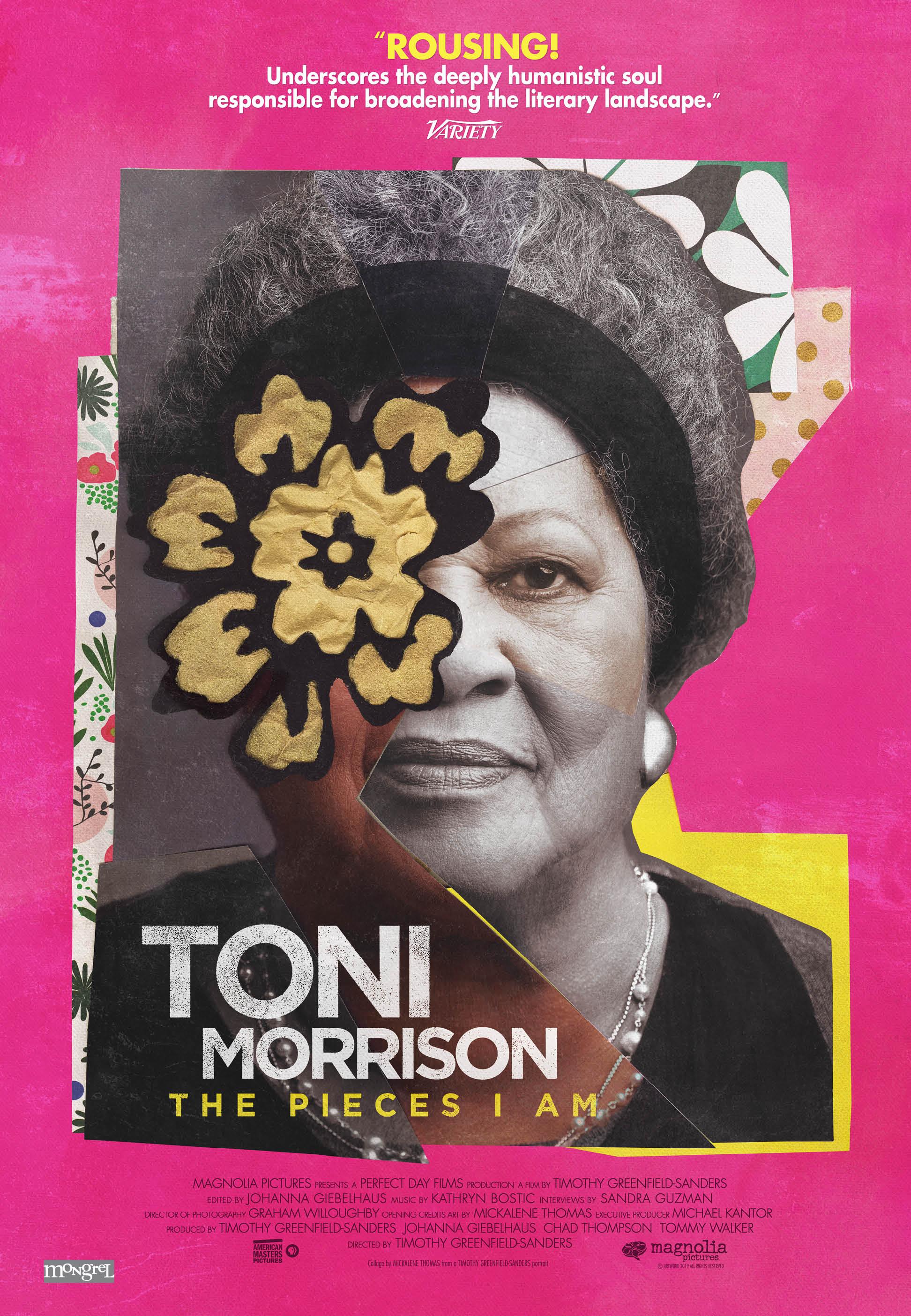 Toni Morrison: The Pieces I Am (2019) - IMDb