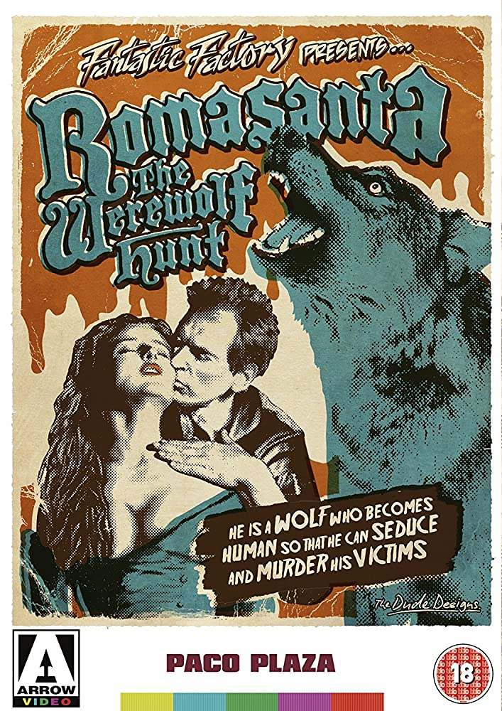 Romasanta: The Werewolf Hunt (2004) Hindi Dubbed