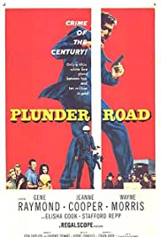 Plunder Road Poster