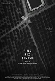 Find Fix Finish Poster