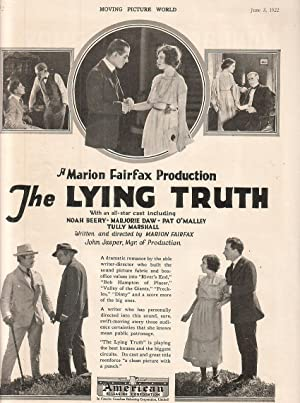 Where to stream The Lying Truth