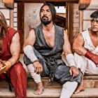 Akira Koieyama, Christian Howard, and Mike Moh in Street Fighter: Assassin's Fist (2014)