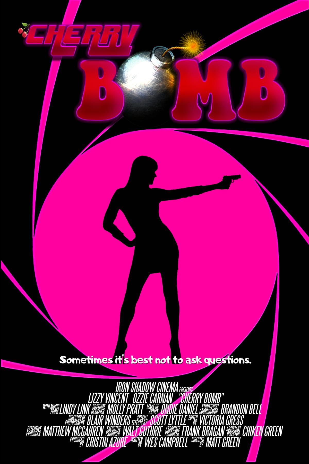 cherry bomb 2016 imdb