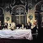 Nastassja Kinski and Timothy Hutton in Torrents of Spring (1989)