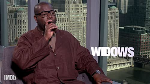"""Lynda La Plante's 1983 mini-series of """"Widows"""" was an integral inspiration on the young Steve McQueen, but he and screenwriter/author Gillian Flynn knew that their screenplay could not be a carbon copy. They discuss their partnership in creating their version of 'Widows' that would reflect the current zeitgeist."""