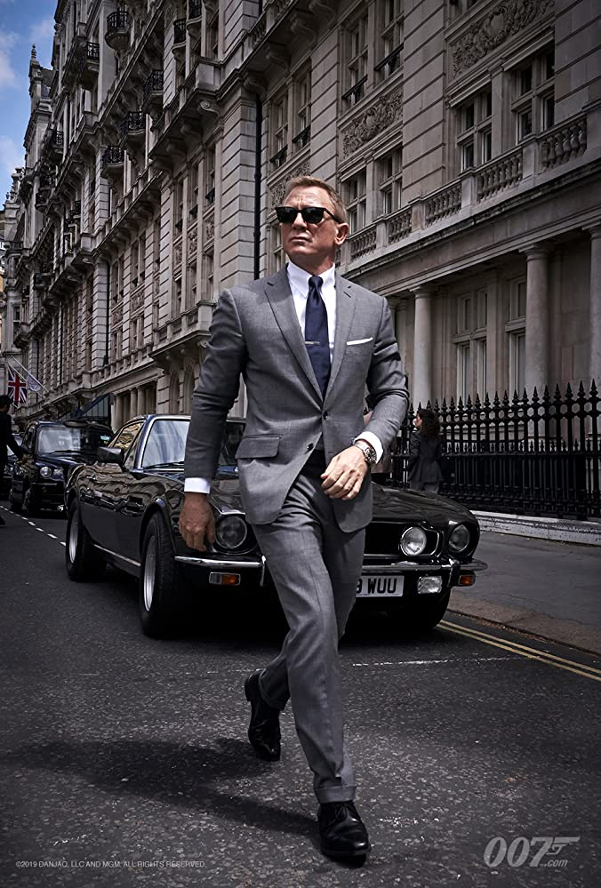 Trailer Sinopsis Film James Bond Terbaru 007 No Time To