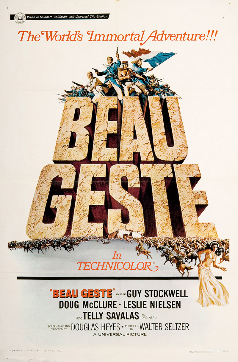 Beau Geste [Dub] – IMDB 6.1