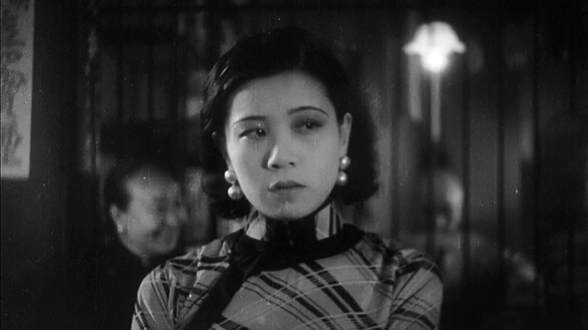Lingyu Ruan in Shen nu (1934)