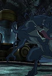 Symbiote War Part 1: Wild World Poster