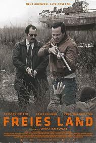 Felix Kramer and Trystan Pütter in Freies Land (2019)