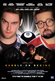 Babble-On Begins Poster