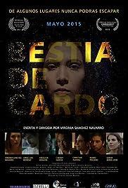 Bestia de Cardo Poster