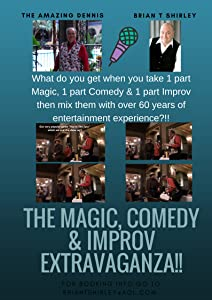 Most downloaded english movies 2017 The Magic, Comedy \u0026 Improv Extravaganza Promo [720x400]