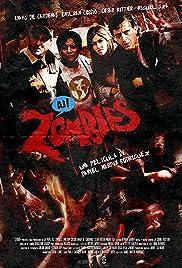 Aj Zombies! Poster