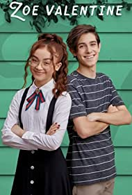 Diego Velazquez and Anna Cathcart in Zoe Valentine (2019)