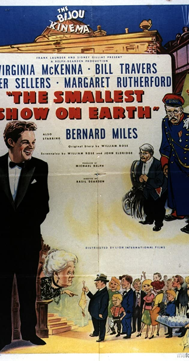 Big Time Operators (1960) Subtitles
