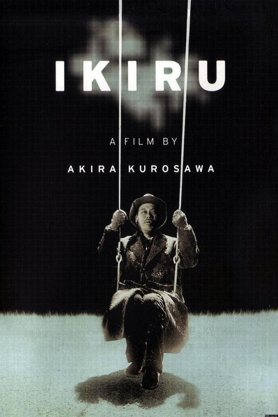 Takashi Shimura in Ikiru (1952)