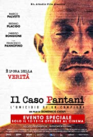 The Pantani Affair Poster
