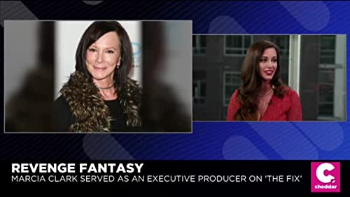 """Actor Taylor Kalupa talks """"The Fix"""" and working with Marcia Clark on Cheddar TV"""