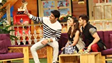 Varun and Alia in Kapil's Show