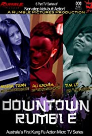 Downtown Rumble Poster