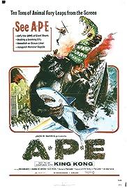 Ape(1976) Poster - Movie Forum, Cast, Reviews