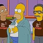 Hank Azaria and Dan Castellaneta in The Simpsons (1989)
