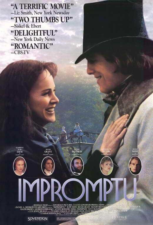 Ekspromtas (1991) / Impromptu