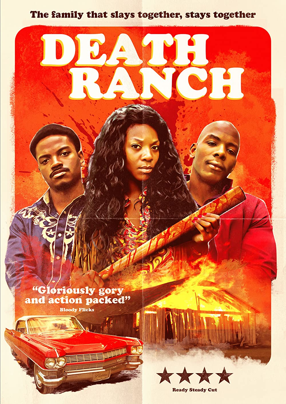 Death Ranch 2020 English 720p HDRip 800MB | 250MB Download